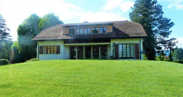 A louer villa traditionnelle à Collex image 1