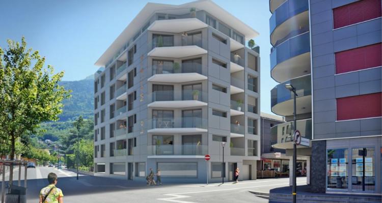 C-IMMO vous propose un local commercial au centre de Monthey! image 1