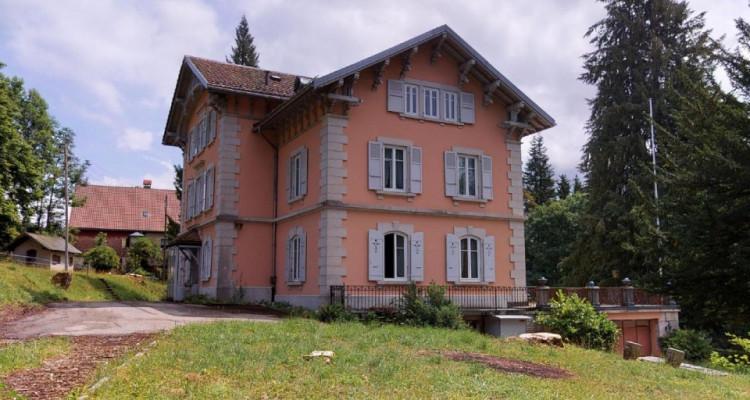 Unique - Maison de maître située sur un terrain arborisé et clos image 1