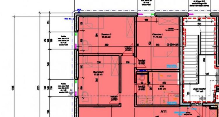 4,5 pièces 1° étage, soleil toute la journée, avec grand balcon et 2 places de parc, dans immeuble neuf. image 7