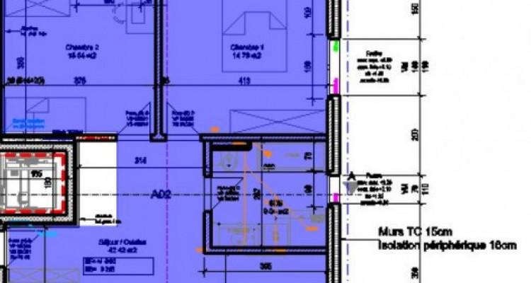 3,5 pièces rez, avec belle terrasse et 2 places de parc, dans immeuble neuf. image 6
