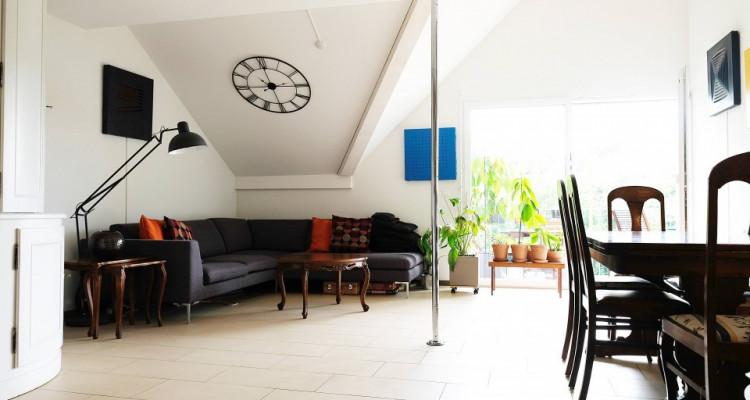 SOUS-LOCATION - Magnifique duplex  3,5p / 2 chambres / 2 SDB / Balcon image 4
