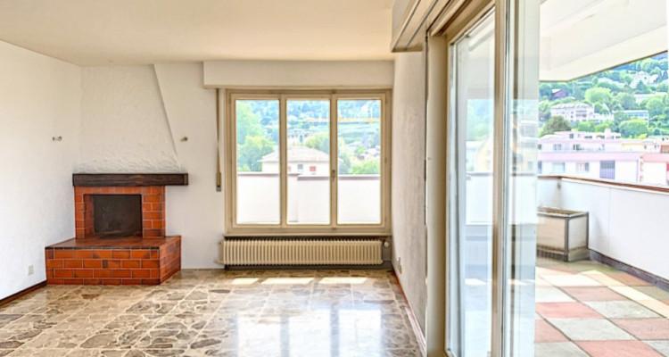 FOTI IMMO - Un ATTIQUE de 4,5 pièces avec 60 m2 de terrasse autour ! image 3