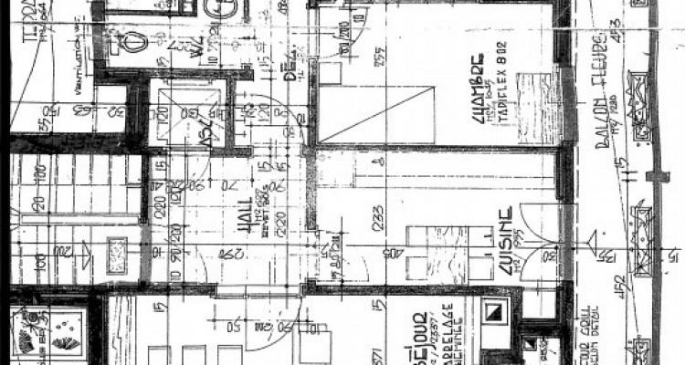 FOTI IMMO - Un ATTIQUE de 4,5 pièces avec 60 m2 de terrasse autour ! image 7