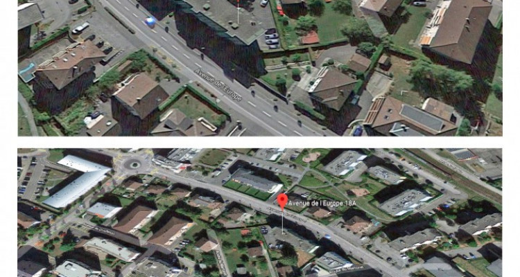 FOTI IMMO - Un ATTIQUE de 4,5 pièces avec 60 m2 de terrasse autour ! image 8