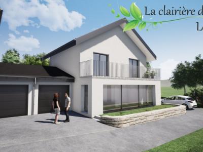 La Clairière des bois - Villa B semi-individuelle  image 1