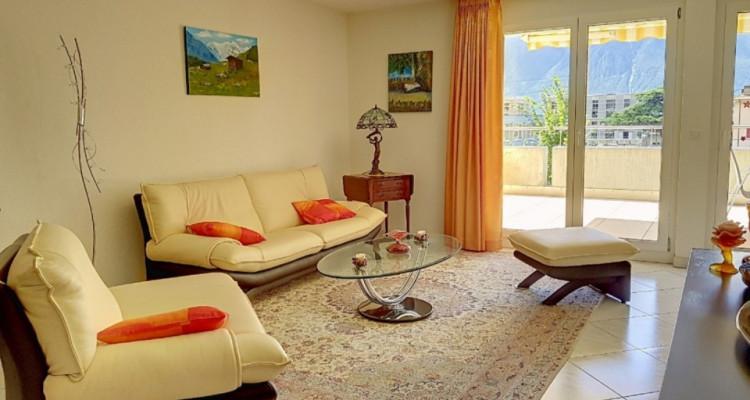Appartement avec grande terrasse à Aigle image 3