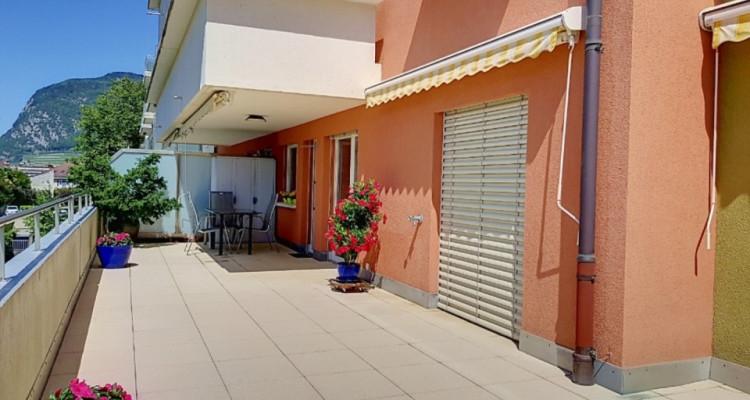 Appartement avec grande terrasse à Aigle image 4