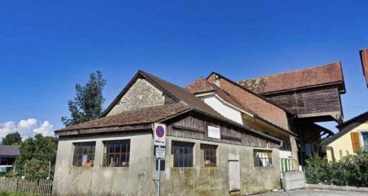 A moins de 10 minutes du centre d'Yverdon-les-Bains ancienne forge à rénover. image 3
