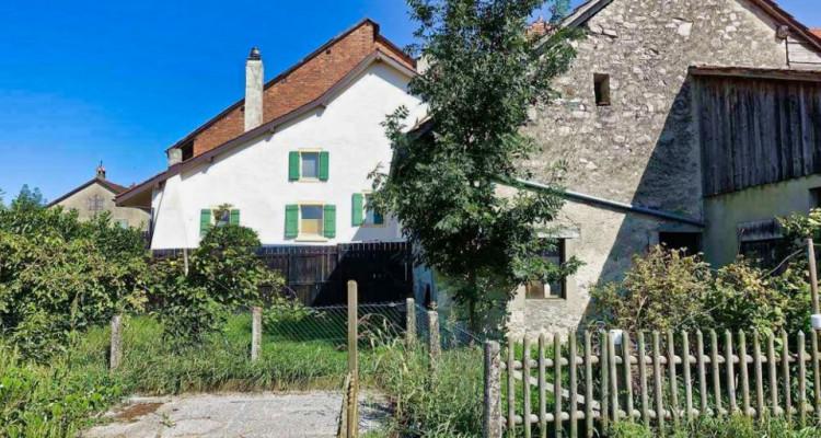 A moins de 10 minutes du centre d'Yverdon-les-Bains ancienne forge à rénover. image 5
