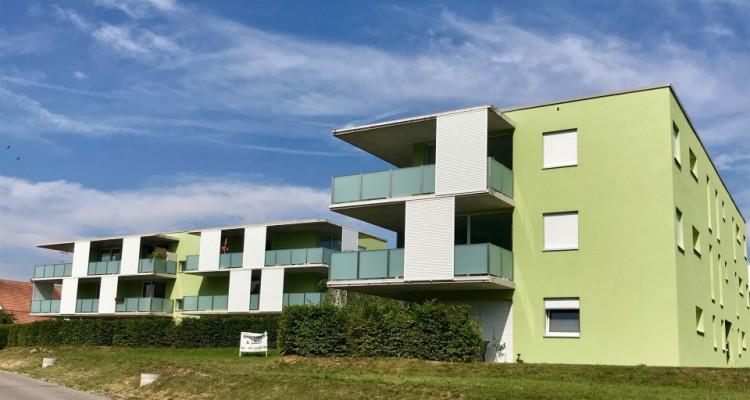 Attique de 3.5 pces grand balcon à 5 mn de Romont image 1
