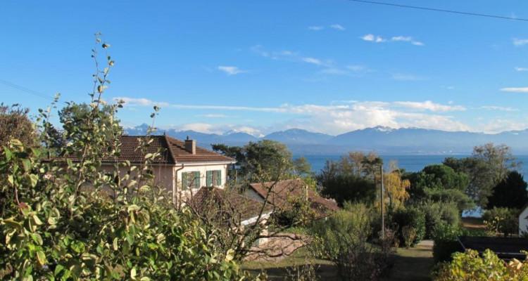 Superbe villa avec vue sur le lac ! Objet rare ! image 1