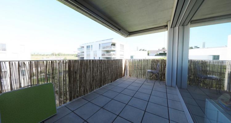 Magnifique 3,5p // 2 chambres // grand balcon 13m² // vue dégagée image 6