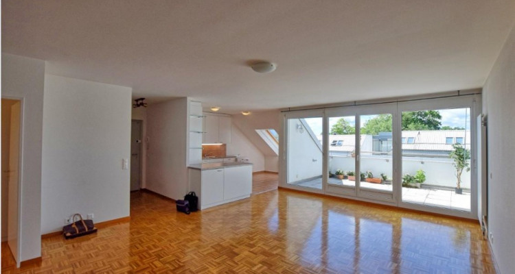 Bel appartement 5P avec terrasse image 2