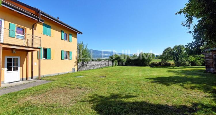 Superbe appartement avec jardin privatif à Croix-de-Rozon image 1
