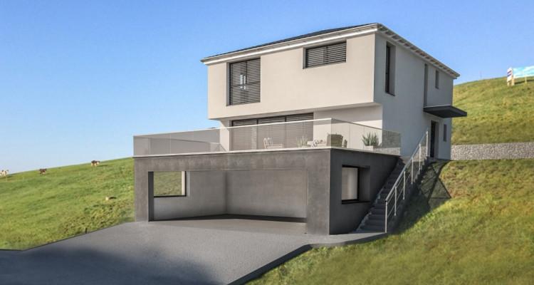 La Roche - La Serbache - Villa individuelle 5,5pces - CHF 795000.- image 2