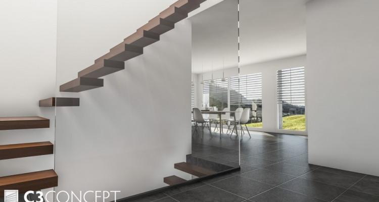 La Roche - La Serbache - Villa individuelle 5,5pces - CHF 795000.- image 7