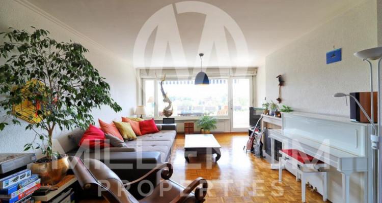 Bel appartement avec terasse au Grand-Saconnex image 1