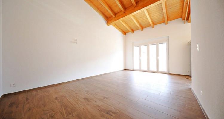 Magnifique appart 3,5 p / 2 chambres / 1 SDB / balcons avec vue image 1