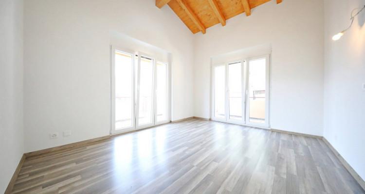 Magnifique appart 3,5 p / 2 chambres / 1 SDB / balcons avec vue image 3
