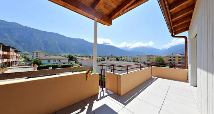 Magnifique appart 3,5 p / 2 chambres / 1 SDB / balcons avec vue image 6