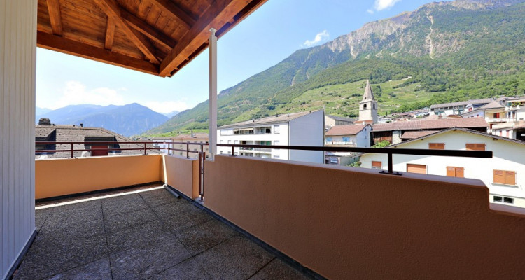 Magnifique appart 3,5 p / 2 chambres / 1 SDB / balcons avec vue image 7