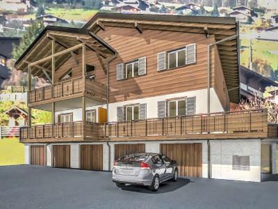 FOTI IMMO - Appartement en duplex de 4.5 pièces avec mezzanine. image 1