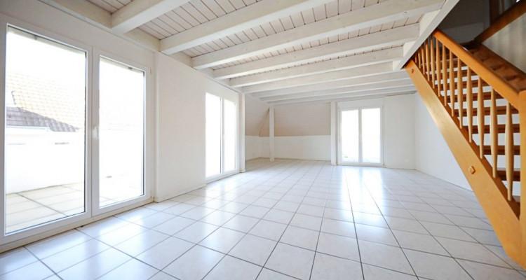 Magnifique appart 4,5 p / 4 chambres / 2 SDB / balcons / terrasse image 1