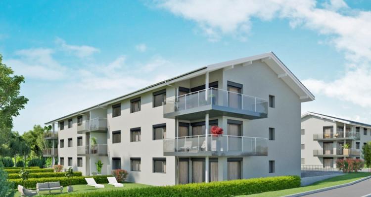 HOME SERVICE vous propose un appartement de 3,5 pièces avec balcon. image 1