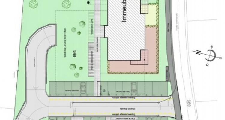 HOME SERVICE vous propose un appartement de 3,5 pièces avec balcon. image 5