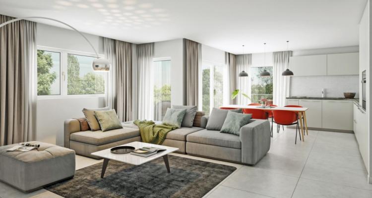 HOME SERVICE vous propose un appartement de 4,5 pièces avec jardin. image 1