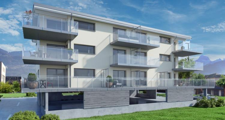 HOME SERVICE vous propose un appartement de 2.5 pièces avec terrasse. image 1
