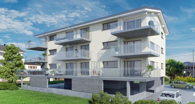 HOME SERVICE vous propose un appartement de 2.5 pièces avec terrasse. image 2