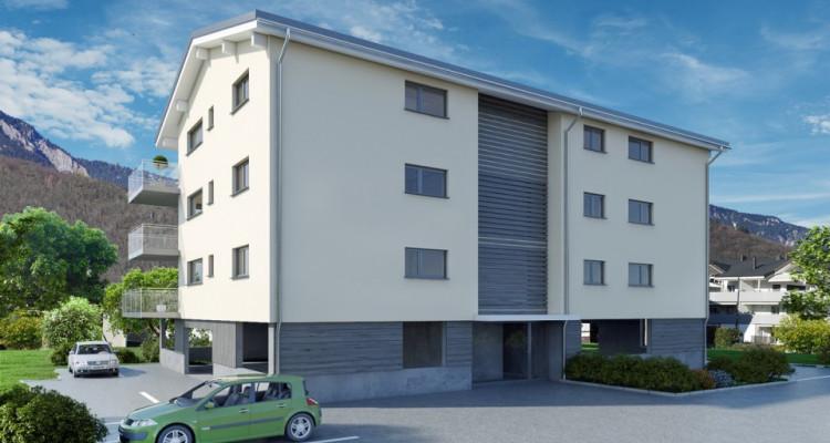 HOME SERVICE vous propose un appartement de 2.5 pièces avec terrasse. image 3