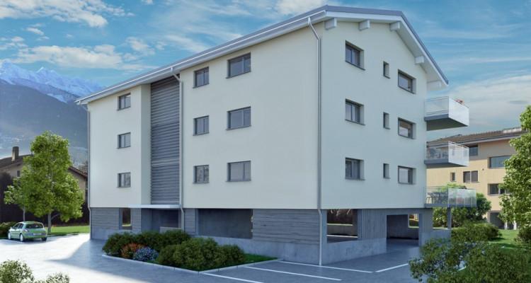 HOME SERVICE vous propose un appartement de 2.5 pièces avec terrasse. image 4