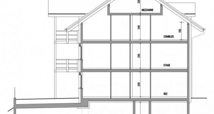 Appartements neufs avec balcon - 1er étage image 15
