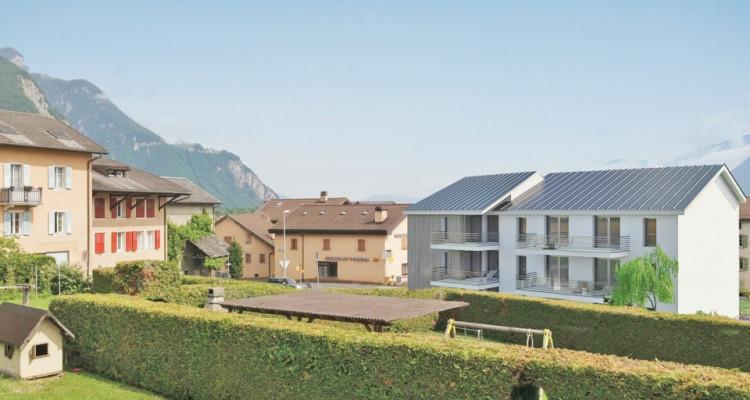 HOME SERVICE vous propose un appartement en duplex de 4,5 pièces. image 1