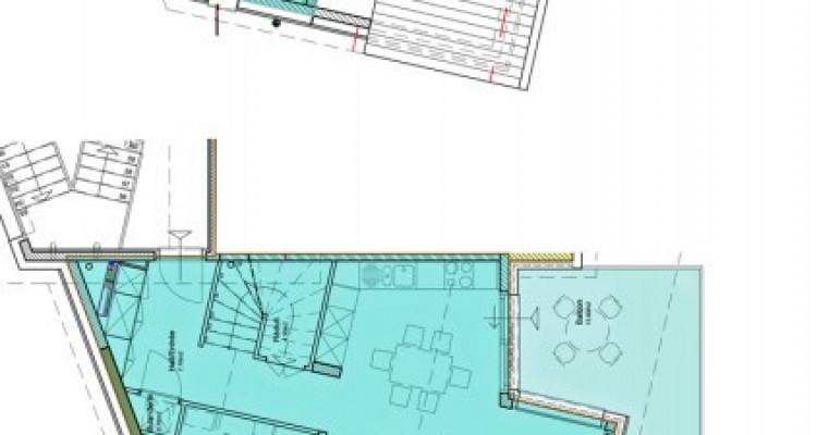 Appartement en attique et en duplex de 4,5 pièces. image 3