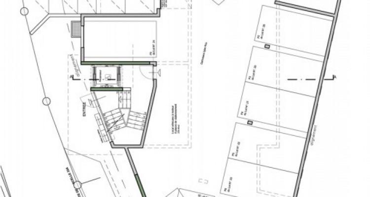 Appartement en attique et en duplex de 4,5 pièces. image 4