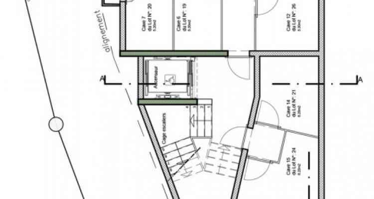 Appartement en attique et en duplex de 4,5 pièces. image 5