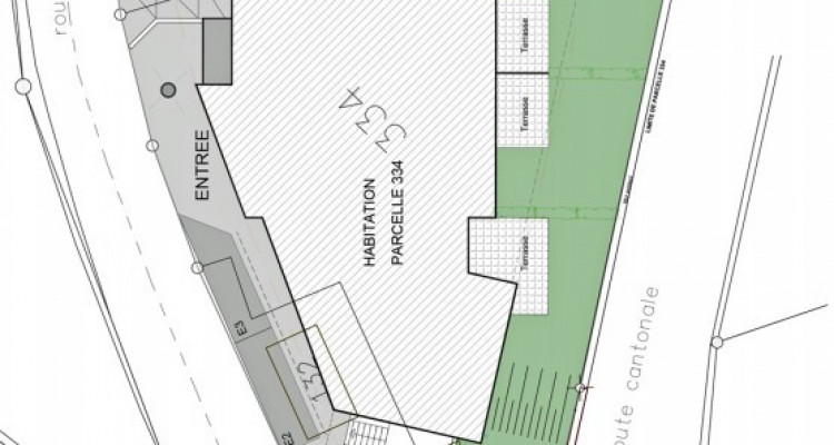Appartement en attique et en duplex de 4,5 pièces. image 6
