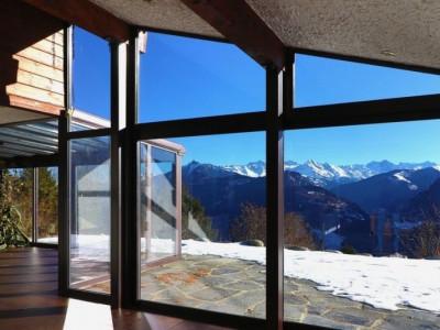 10mn Martigny, magnifique chalet avec piscine intérieure + potentiel image 1