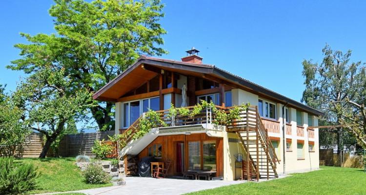 Belle maison individuelle de 10 pièces à Commugny image 1