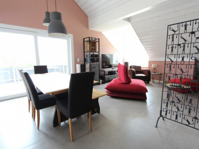 Sullens – Appartement neuf aux combles image 1