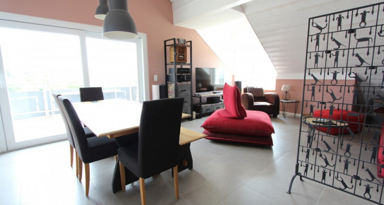 Sullens – Appartement neuf aux combles image 2
