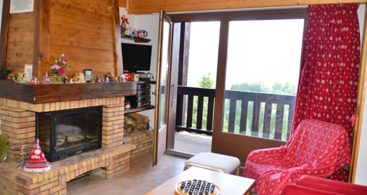 Appartement de 4 pièces dans une Résidence 3* à Combloux, Mégève image 3