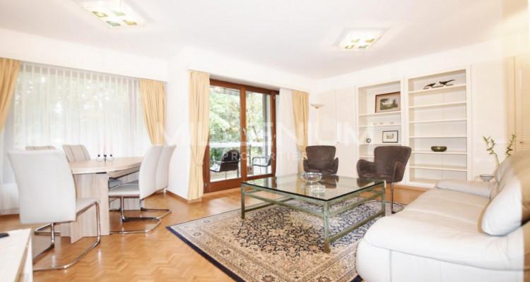 Petit Saconnex, bel appartement avec balcons image 2