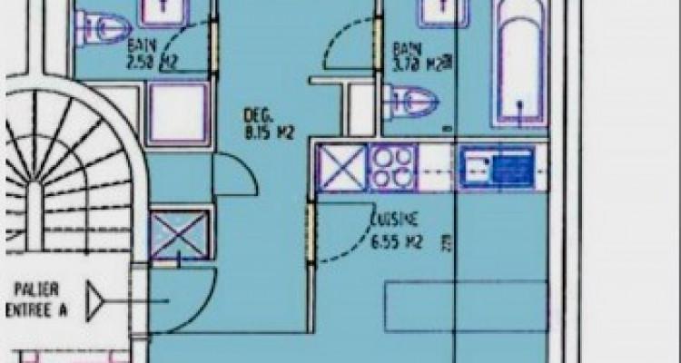 FOTI IMMO - Appartement refait à neuf de 3,5 pièces avec 2 balcons. image 9