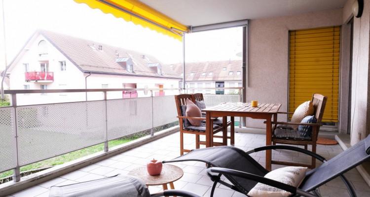 Magnifique 3,5p // 2 chambres // 1 SDB // Grande terrasse image 3