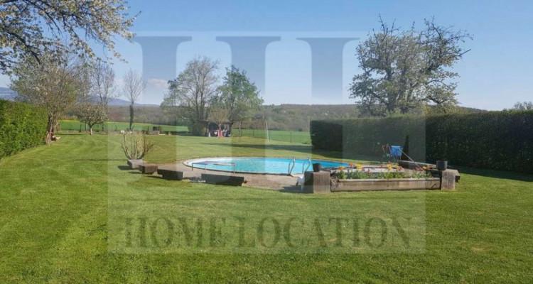 Magnifique 6 pièces duplex avec terrasse, jardin et piscine image 1